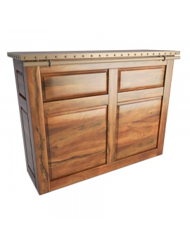wooden-rustic-bar-counter-luberon-3d-model-front