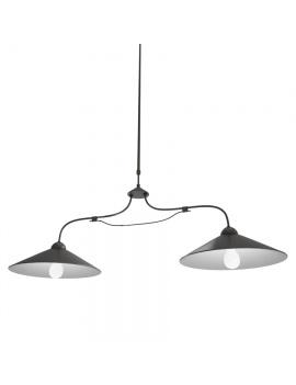 luminaire-en-fer-forge-luberon-modele-3d