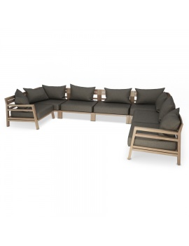 wooden-garden-modulable-sofa-costes-3d-model