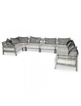 wooden-garden-modulable-sofa-costes-3d-model-wireframe