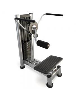 materiel-de-salle-de-sport-multi-hip-modele-3d