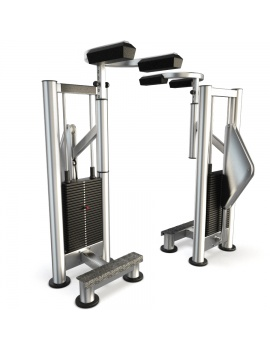 materiel-de-salle-de-standing-calf-raise-modele-3d