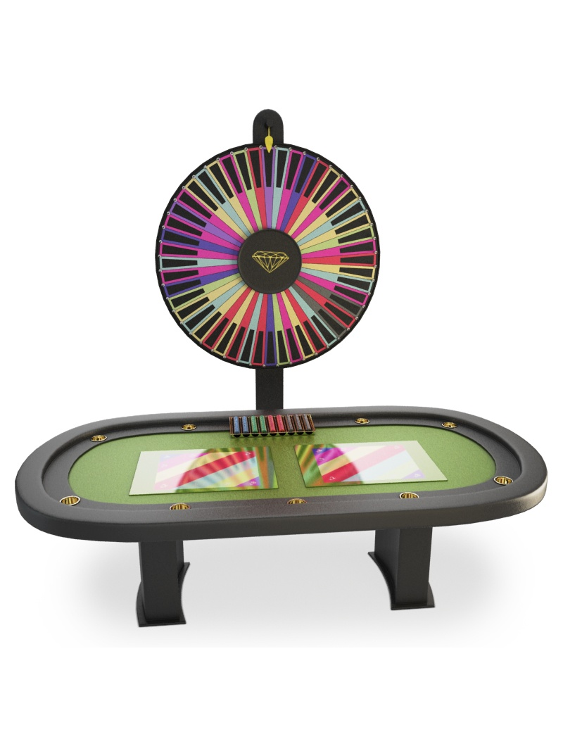 game-table-casino-wheel-of-fortune-3d-model