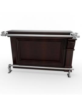comptoir-de-bar-module-droit-style-anglais-modele-3d