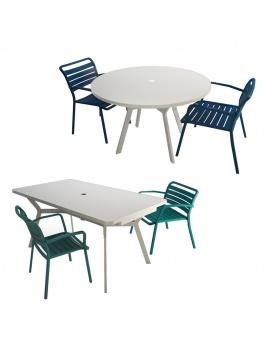outdoor-metallic-furniture-ocean-ethimo-3d-models