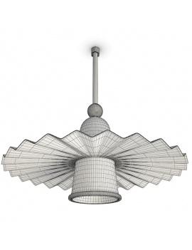 rusty-pendant-lamps-set-civetta-3d-model-pendant-lamp-corolle-wireframe