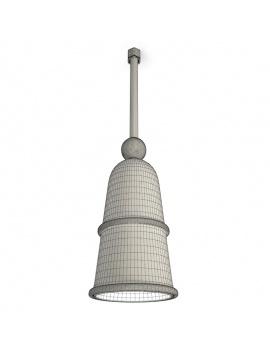 rusty-pendant-lamps-set-civetta-3d-model-pendant-lamp-simple-wireframe