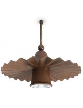 rusty-vintage-pendant-lamp-civetta-3d-model