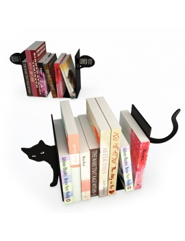 cat-and-bubble-bookends-3d-models